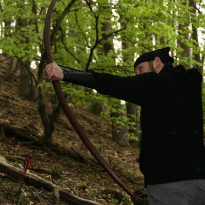 Bogenschießen mit Bogenlust